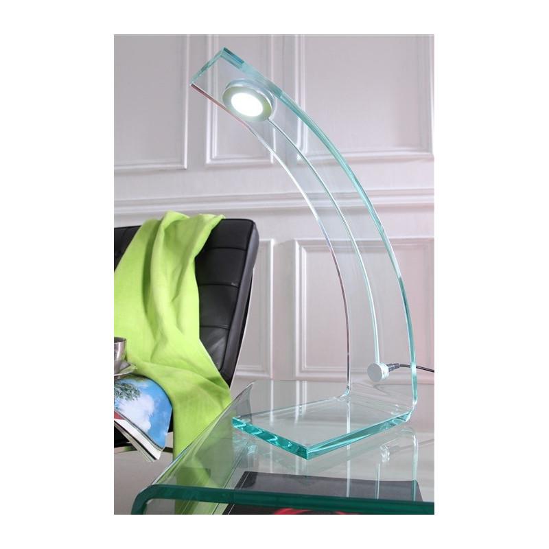 Lámpara DODA de sobremesa fabricada en cristal