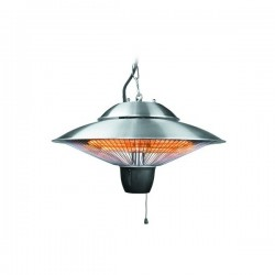 Estufa para exterior halógena e infrarroja 900/1200/1500 W