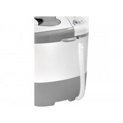 Mini lavadora para camping  1,5 Kg de capacidad