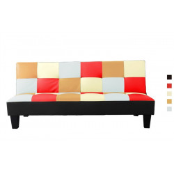 Sofá cama sistema clic-clac