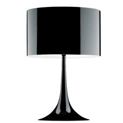 Lámpara LUGANO de sobremesa color negro