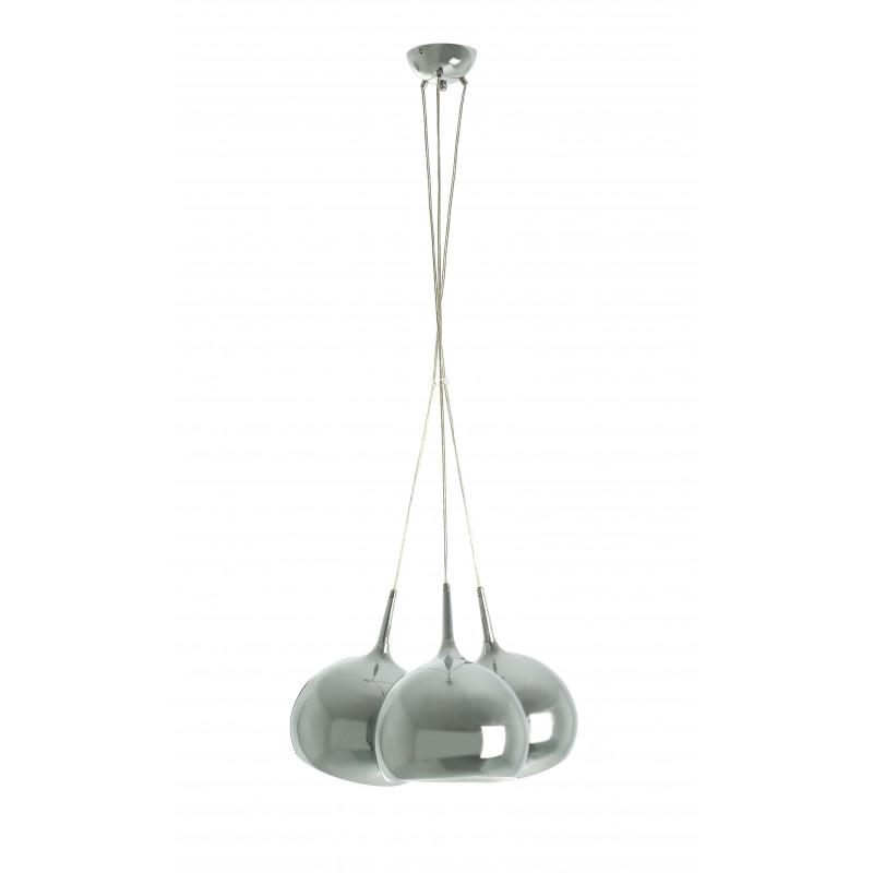 Lámpara  de techo colgante  metal / acrilico