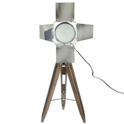 Lámpara trípode foco de cine
