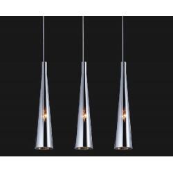 Lámpara de colgar CLIFTON, diseño, 3 focos