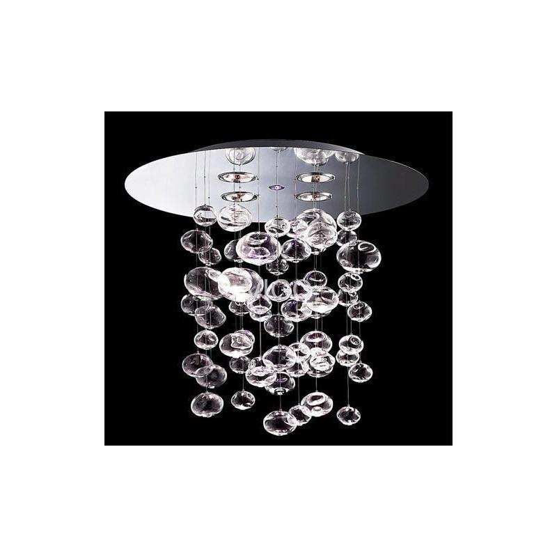 Lámpara ALDRIN diseño burbujas