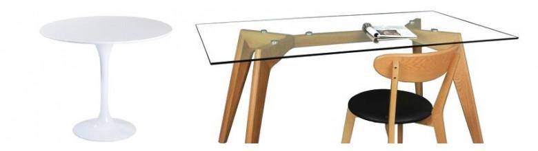 Mesas de comedor en todos los estilos, mesas de madera, cristal ...